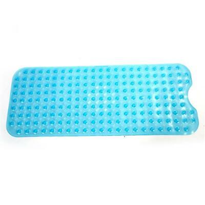 USA Thermal Conductive Adhesive 99 * 39cm Bath / Bath Mat Non-Slip Blue Home