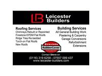 Leicester Roofers