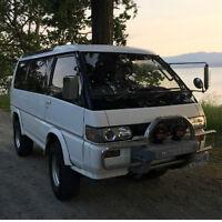 1991 Mitsubishi Delica Starwagon