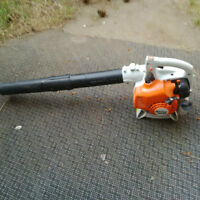 STHIL GAS POWERED LEAF BLOWER