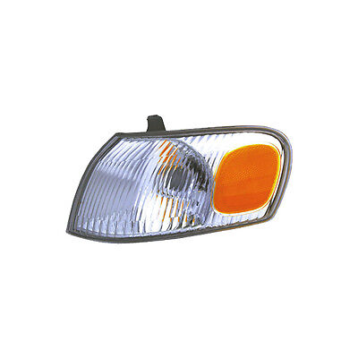 (Fits 1998-2000 Toyota Corolla Driver Left Side Signal Parking Light Assembly LH)