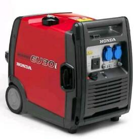 Brand New BOXED Honda EU30I Invertor Generator