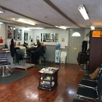 Barber / Stylist experienced, professional and reliable wanted