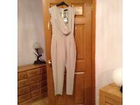 Ladies jumpsuit size 10
