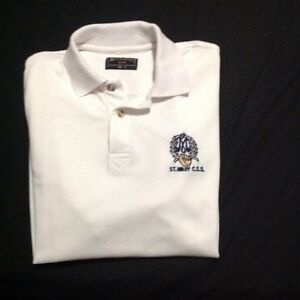 St. Mary's Secondary School McCarthy Uniforms Male T-shirt