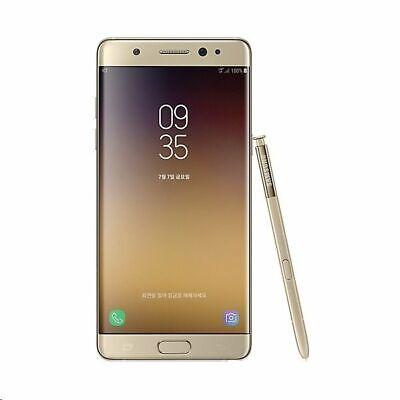 Samsung Galaxy Note FE SM-N935S/K/L / Gold / 64GB / Korean Model Unlocked