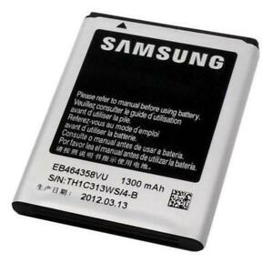 Brand New Authentic Genuine Original OEM Samsung Galaxy Discover Apollo Gio S5660 Ace Q S5830 Replacement Li-Ion Battery