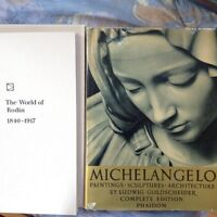 Michelangelo/The World of Rodin