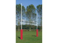 New 180cm Rugby Post Pads Protectors (Set of Four) RRP £484