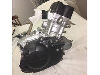 Honda cbr 125r engine