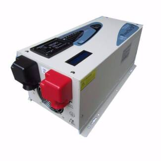 ✪ SINE WAVE INVERTER 1000W 12V AND  24V INC 35 AMP CHARGER Ashmore Gold Coast City Preview