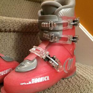 Technica Bottes de Ski Boots 265mm. 5.5 to/á 6.  22 to/á 22.5.