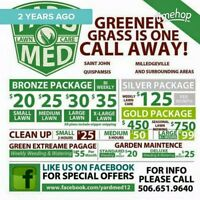 lawn care & landscapin partnership a great financial opportunity