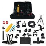 Accessory Bundle for GoPro HERO5/HERO6 Kit - Straps, Grip, Mounts, Tripod & MORE