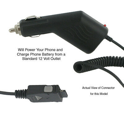 Car Charger for  Verizon Wireless Samsung  SCH-U340 / SNAP /A850 / R225