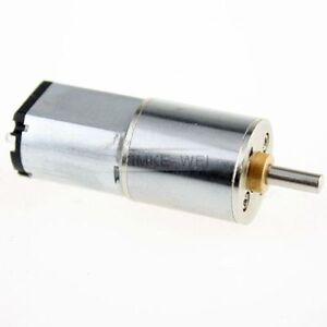 3V-3RPM-Torque-Gear-Box-Motor-New