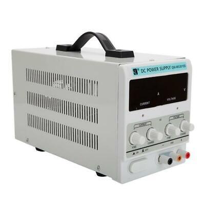 30v10a Dc Bench Power Supply Precision Variable Digital Adjustable Regulated Lab