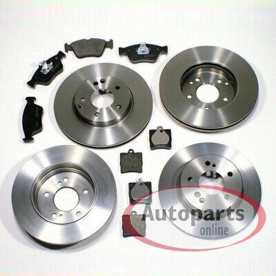 Mercedes SLK [R170] - Bremsscheiben Bremsen Bremsbeläge für vorne hinten