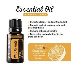 Wild orange essential oil 5ml Sorrento Joondalup Area Preview