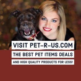 Get the best Pet item for cheaper prices