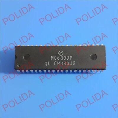 1pcs Ic Motorola Dip-40 Mc6809p