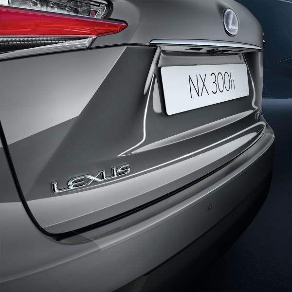 Genuine Lexus NX Rear Bumper Protection Film PZ438X302000