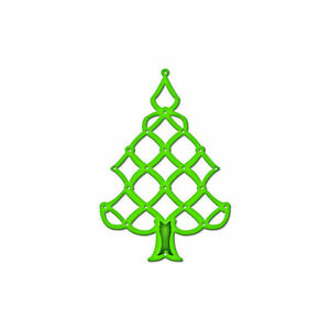 Spellbinders Shapeabilities D-lites Mini Holiday Tree die-$15