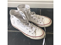 Converse High Tops - Size 4.5