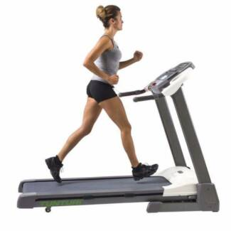 Treadmill, 2.5CHP, 51cm Wide Belt, Ipad Holder, Branded Treadmill Malaga Swan Area Preview