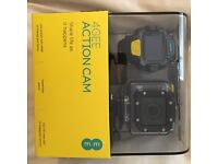 4gee action camera (brand new)