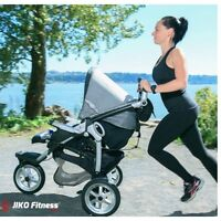 Mommy Bootcamp Stroller Fitness