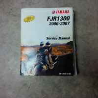 Yamaha FJR1300 Factory Repair Manual