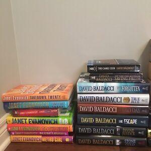 Books Bestselling Hardcover Paperback Novels Oakville / Halton Region Toronto (GTA) image 4