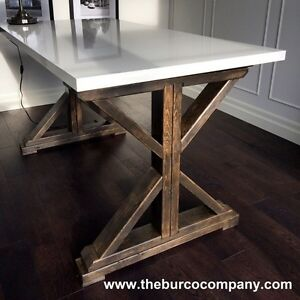 Urban Barn Inspired Desk / Table
