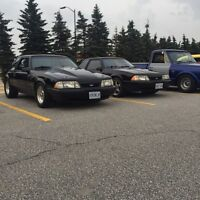 1988 Ford Mustang foxbody 5.0