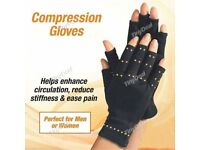 Arthritis Gloves Copper Infused Compression Speed Up Recovery & Relieve Symptoms of Arthritis