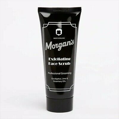 Morgan's Exfoliating Face Scrub 100ml Tube
