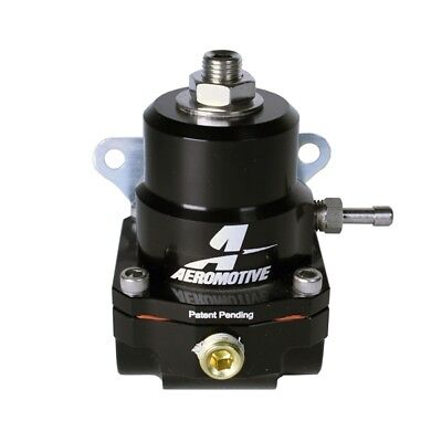 AEROMOTIVE P/N:13140 A1000 GEN2 EFI BILLET FUEL PRESSURE REGULATOR -10AN/-6AN