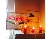 Cherry blossom Swedish massage