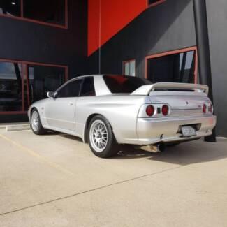 Nissan Skyline R32 GTR Vspec