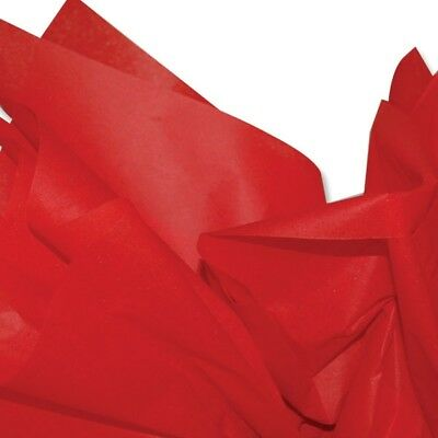 Tissue Paper 20 X 30 Scarlet 480 Sheets