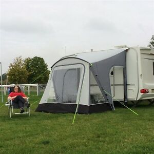 Kampa Rapid 220 Lightweight Caravan Porch Awning | eBay