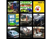 SCRAP AND UNWANTED CARS WANTED! CASH PAID SAME DAY SOUTH YORKSHIRE SHEFFIELD ETC
