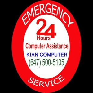 Computer repair and services North York