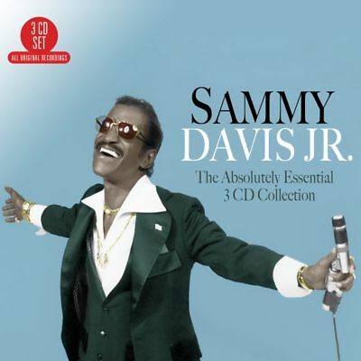 Sammy Davis Jr ABSOLUTELY ESSENTIAL COLLECTION Best Of 60 Songs NEW 3