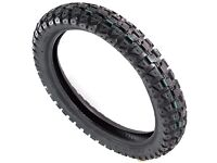 Yamaha DT125R - used off road front tyre