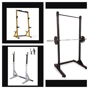 Looking for squat/power rack