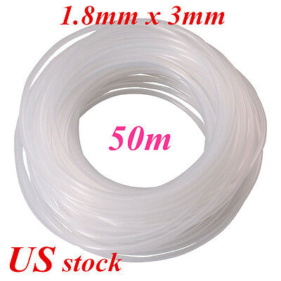 Us Stock-50meters 1.8mm X 3mm Eco Solvent Ink Tube For Roland Mimaki Mutoh