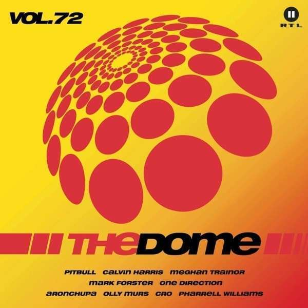 THE DOME VOL. 72 - DOUBLE CD 2014 * NEW & SEALED * NEU *
