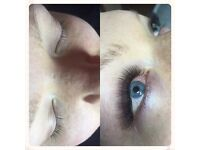 INDIVIDUAL EYELASH EXTENSIONS - £25 September offer only!!!